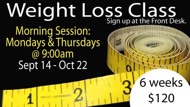 Weightlossclass