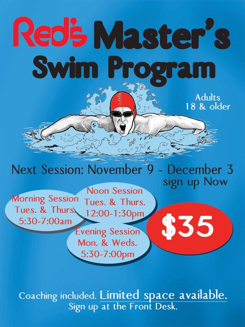 Masters-Swim-Program