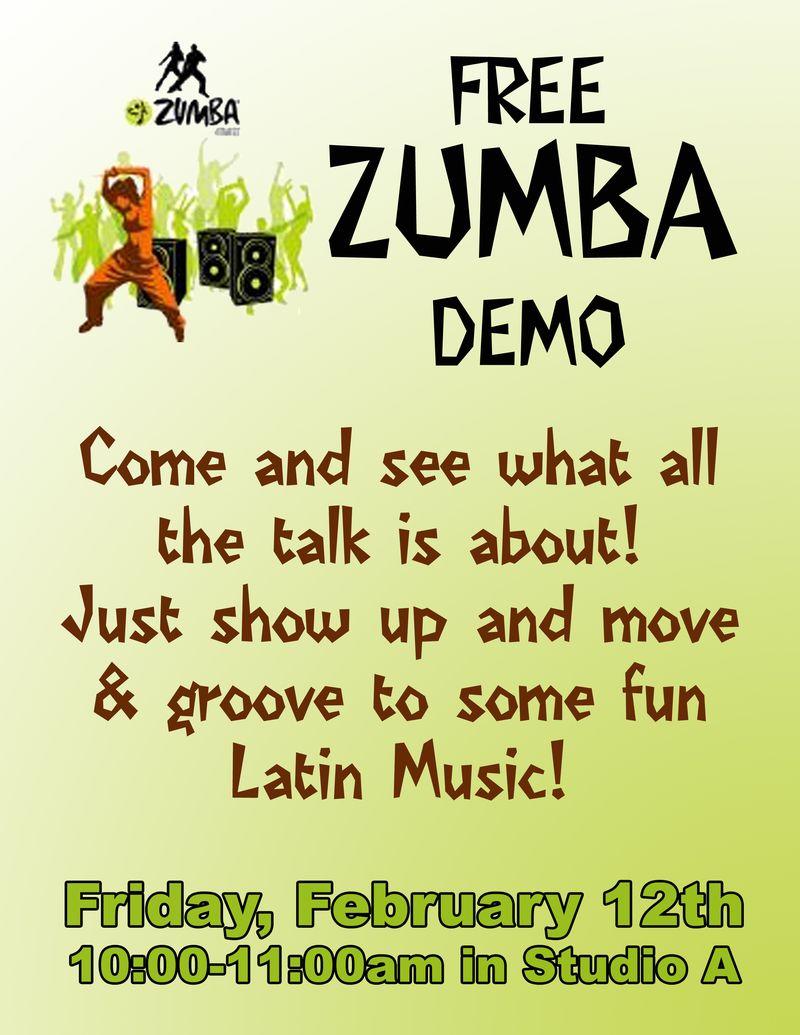 Zumba Demo