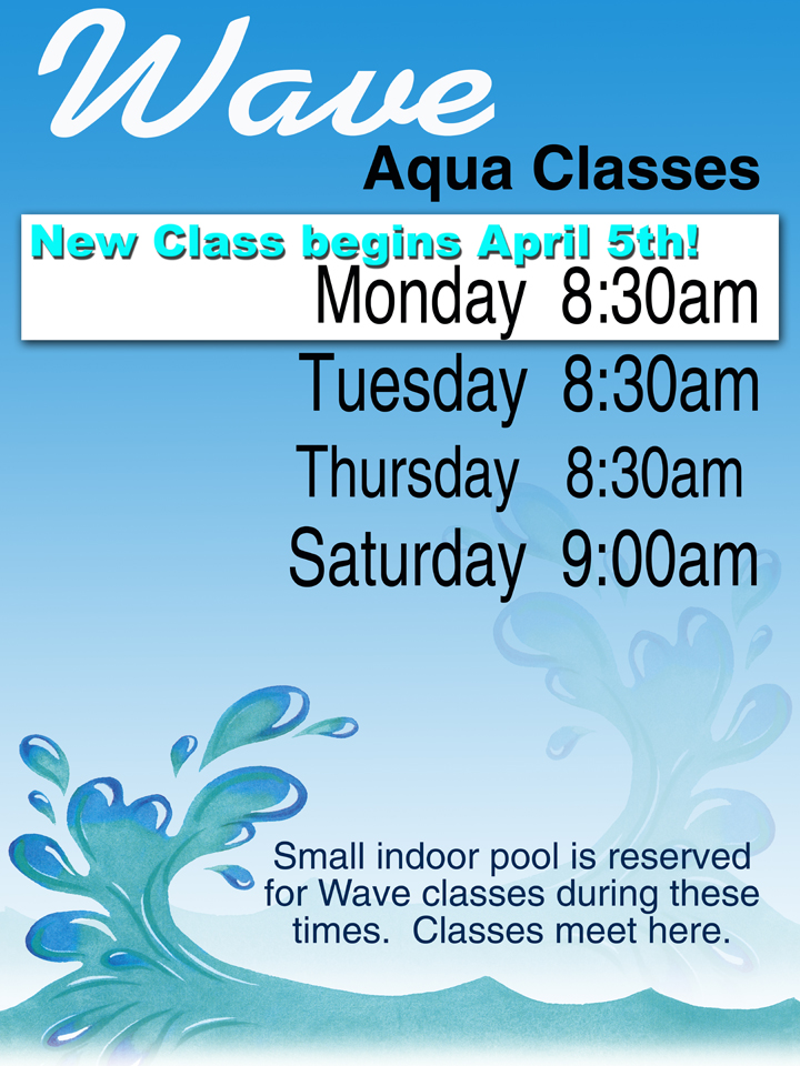 AQUA WAVE CLASSES