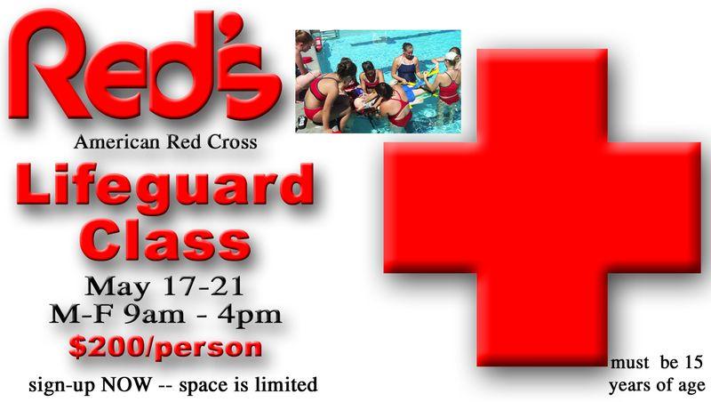 Lifeguard class flat