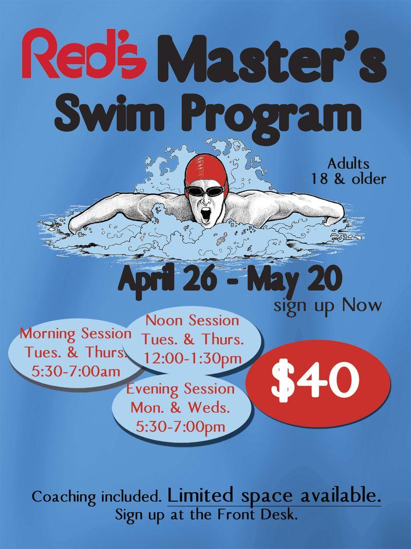 Master's-Swim-Program
