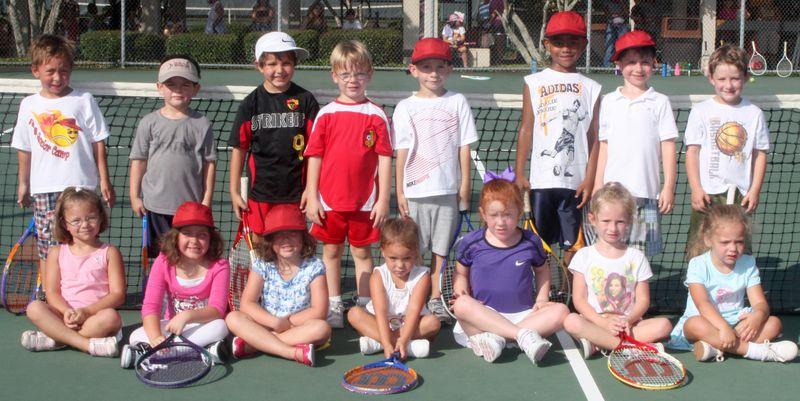 PEEWEE TENNIS 072010