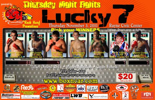 110311 FIGHT POSTER