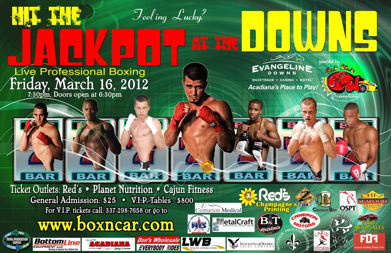 031612 TEST FIGHT POSTER