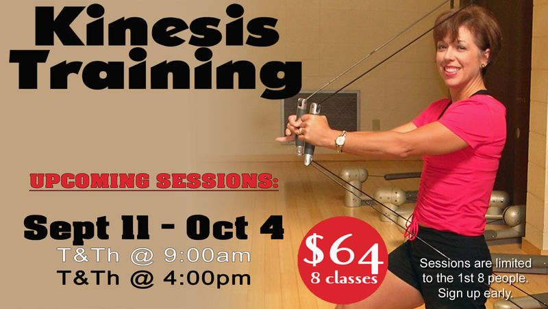 KINESIS TRAINING MF