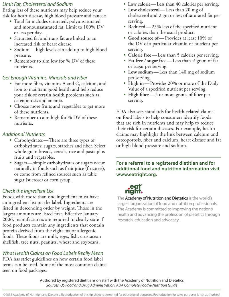 Shop_Smart_Food_Labels Rev 2012-2