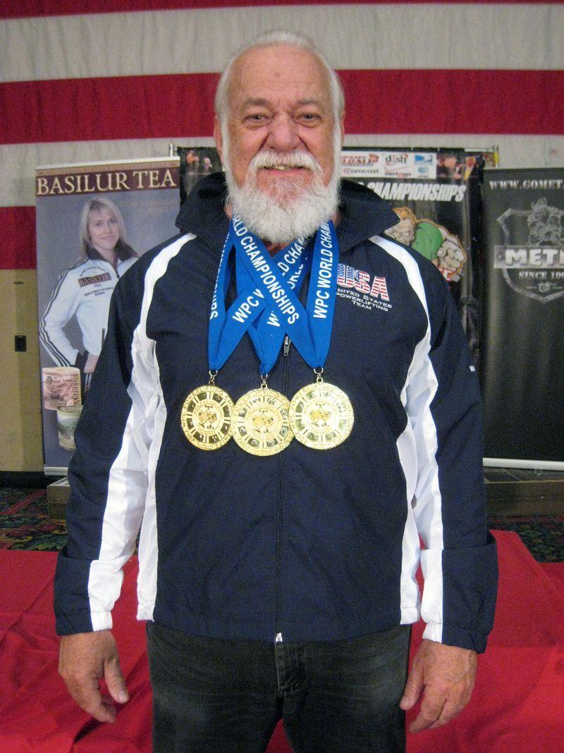 Vince medals