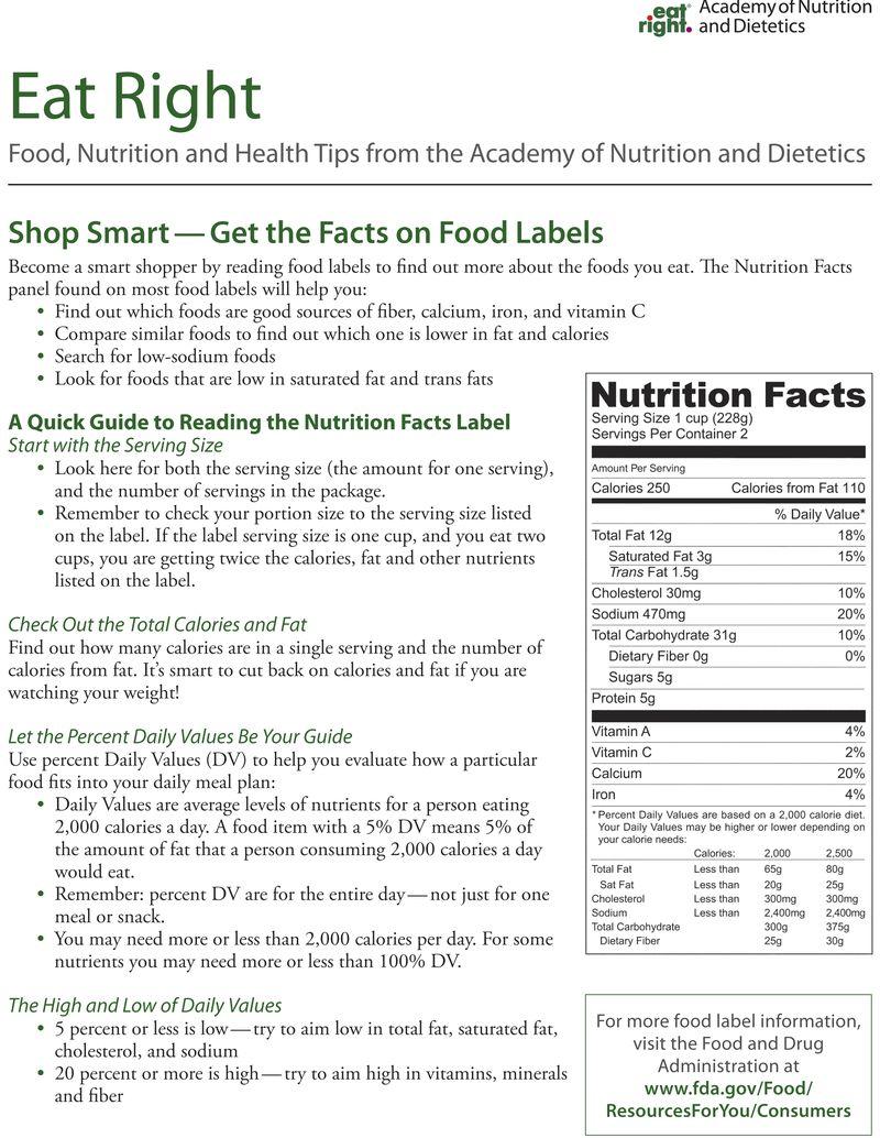 Shop_Smart_Food_Labels Rev 2012-1