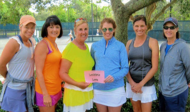 Tennis team sandestin